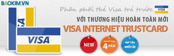 the visa tra truoc internet trustcard