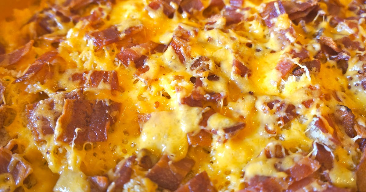 Pine Creek Style: Bacon Mac N' Cheese Please...