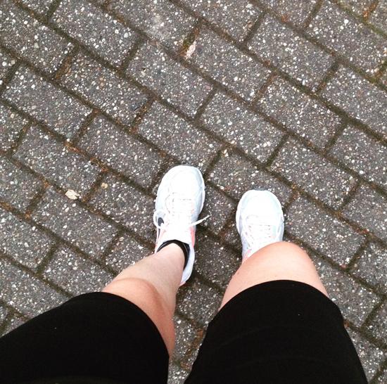 binedoro Blog, #bineläuft, laufen, joggen, Sport, Ziele