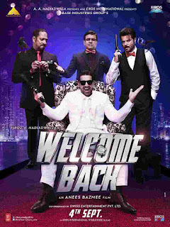 Welcome Back (2015) Movie Poster