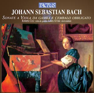 BACH, J.S. - Viola da Gamba Sonatas, BWV 1027-1029