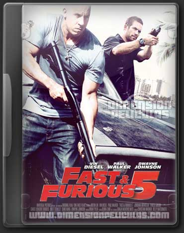 Fast Five (BRRip FULL HD Inglés SUbtitulado) (2011)
