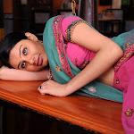 Shobana in Saree Spicy Photos