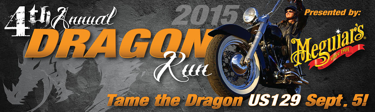 The Dragon Run 2015