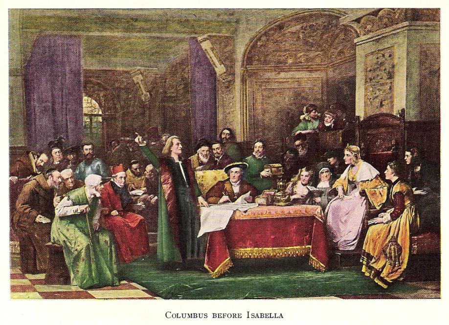 Archimede a t il rencontre christophe colomb