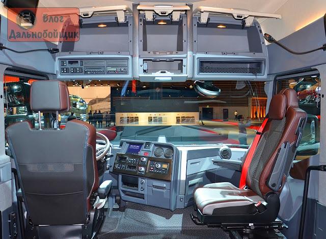 Dalnoboi org renault trucks range t for Renault range t interieur