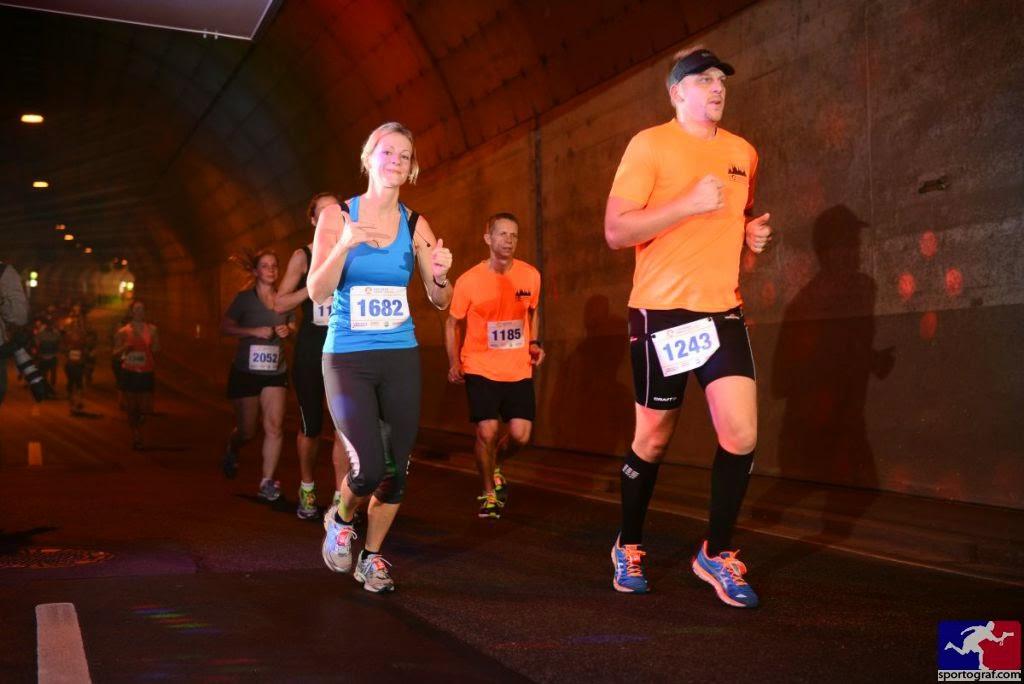 Zum Bericht über den Marathon...