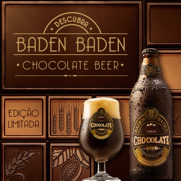 all beers v deo lan amento oficial da baden baden chocolate. Black Bedroom Furniture Sets. Home Design Ideas