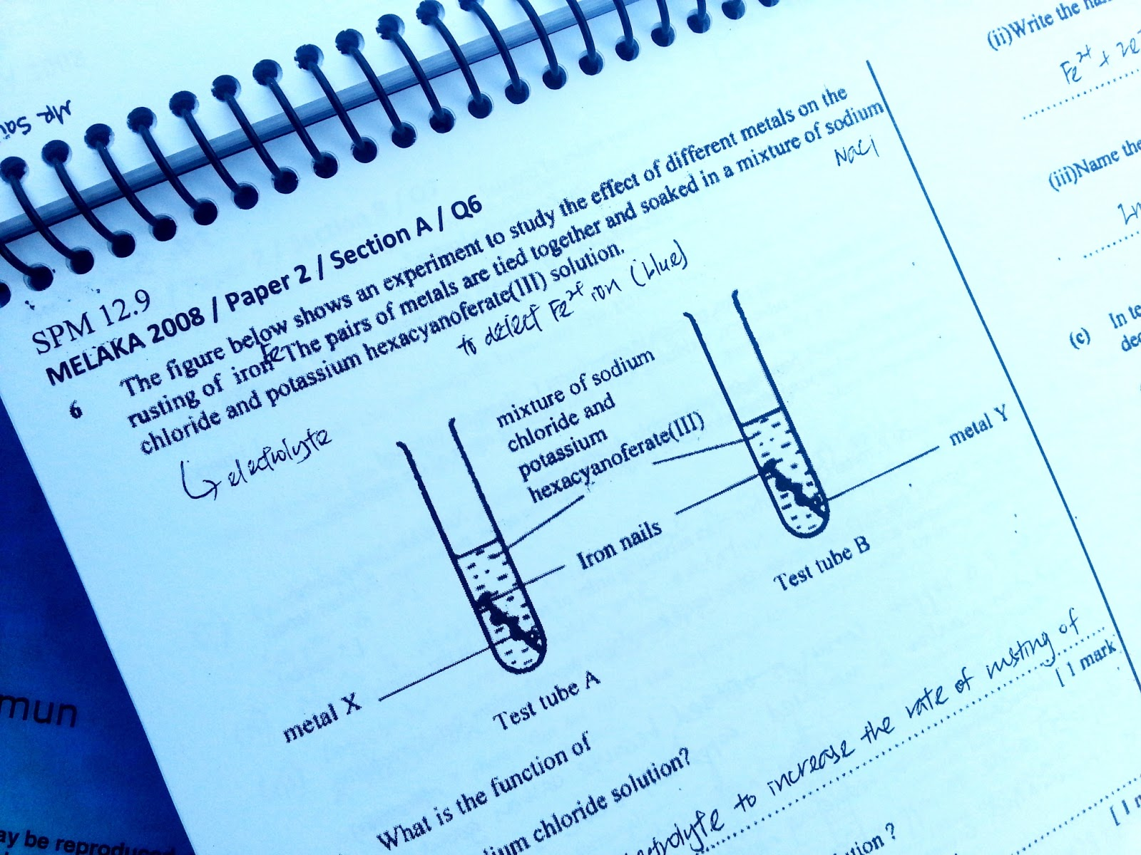 physics paper 2 spm format essay