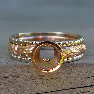 semi mount ring