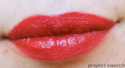 wet n wild cherry on top lip swatch