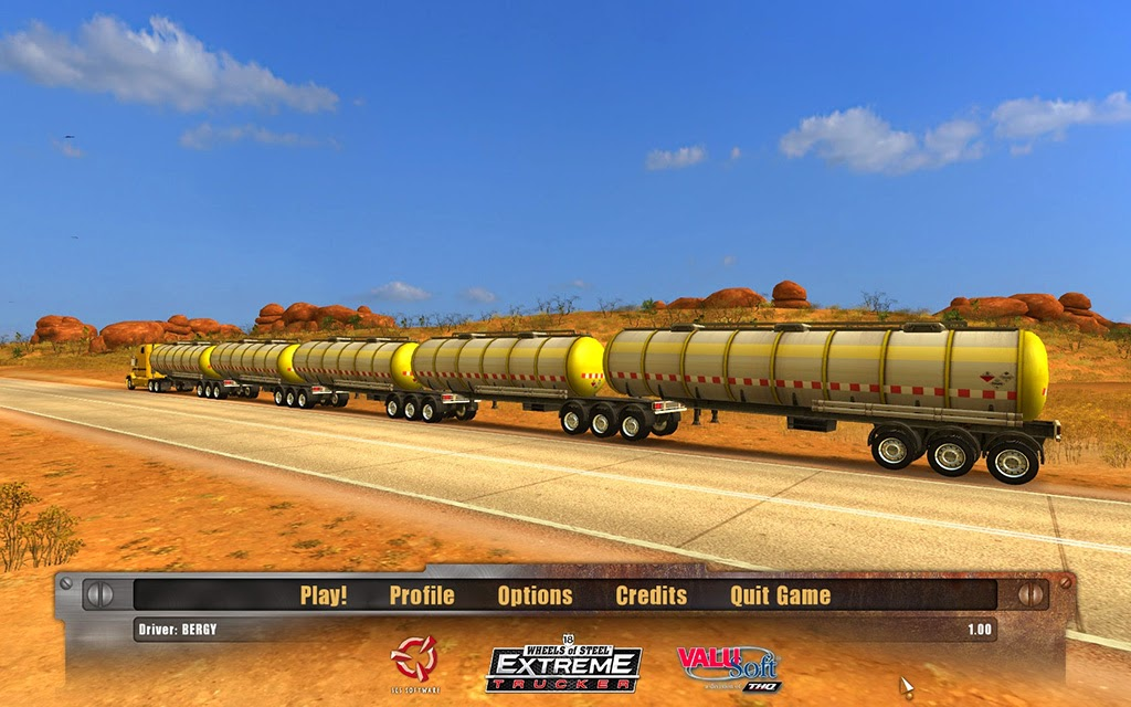 18 Wheels of Steel Extreme Trucker PC Game
