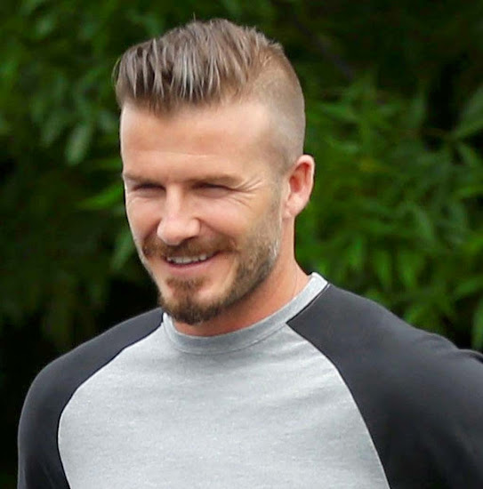 David Beckham In Hair Styles Life Of The Pratts - Hairstyle beckham 2012