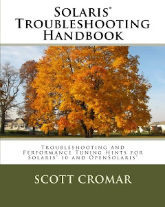 Solaris Troubleshooting Handbook
