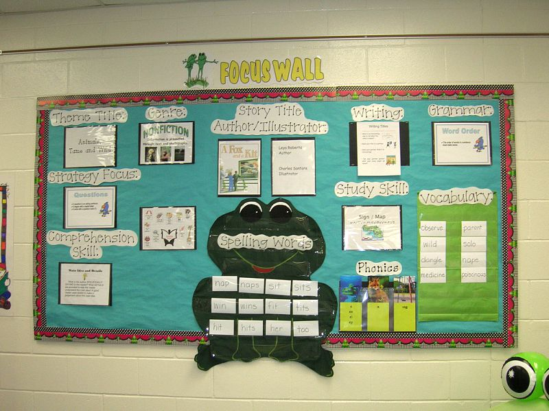 Classroom Theme Ideas For First Grade ~ Pixie chicks classroom theme thursday frogs a freebie