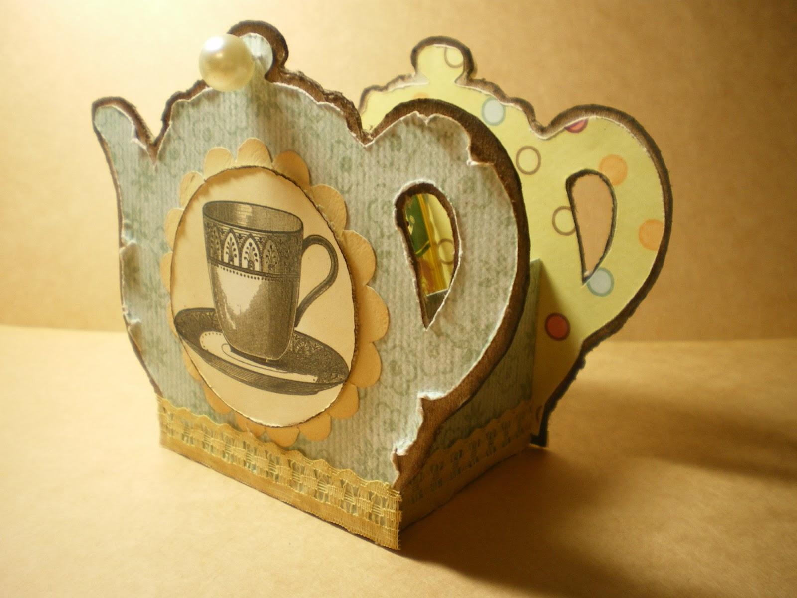 Колесо для чайных пакетиков своими руками