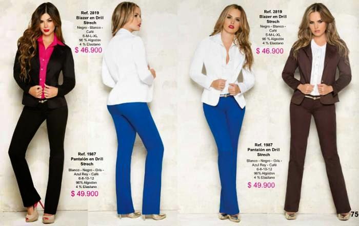 blazer y pantalon ryocco 2014-6