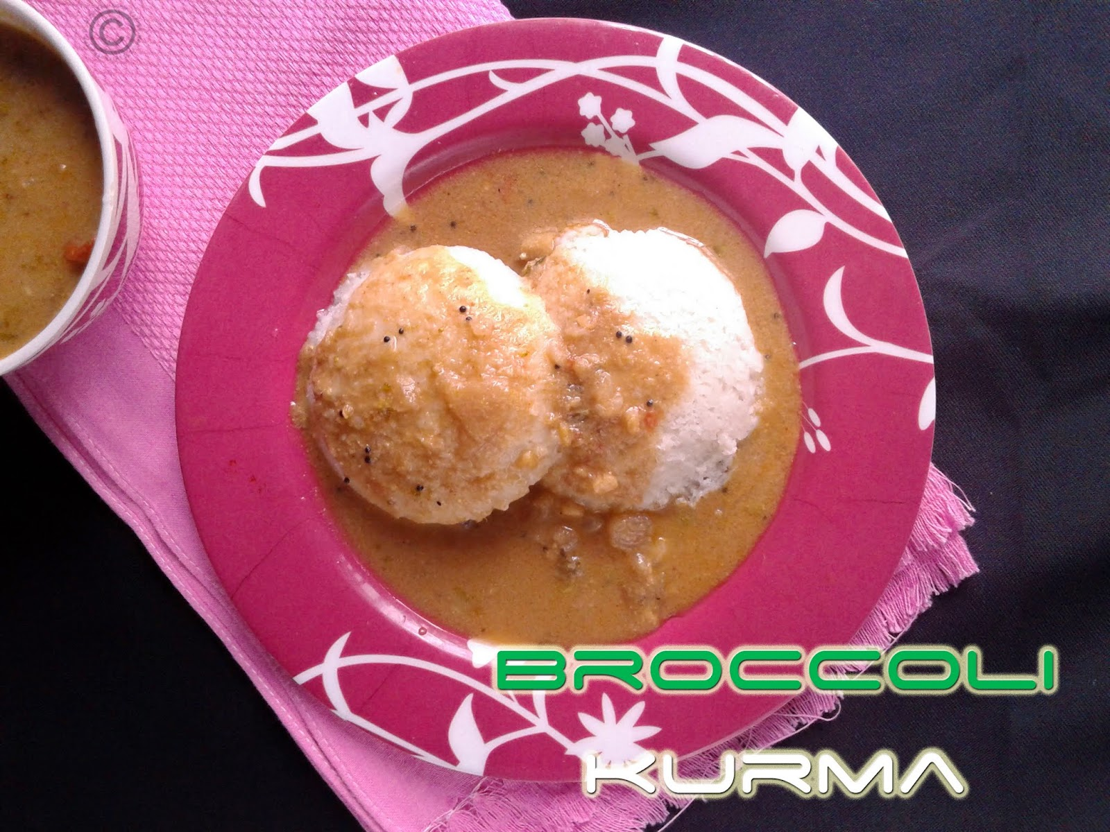 broccoli-kurma