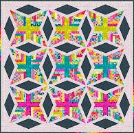 Free pattern!  'sun print'