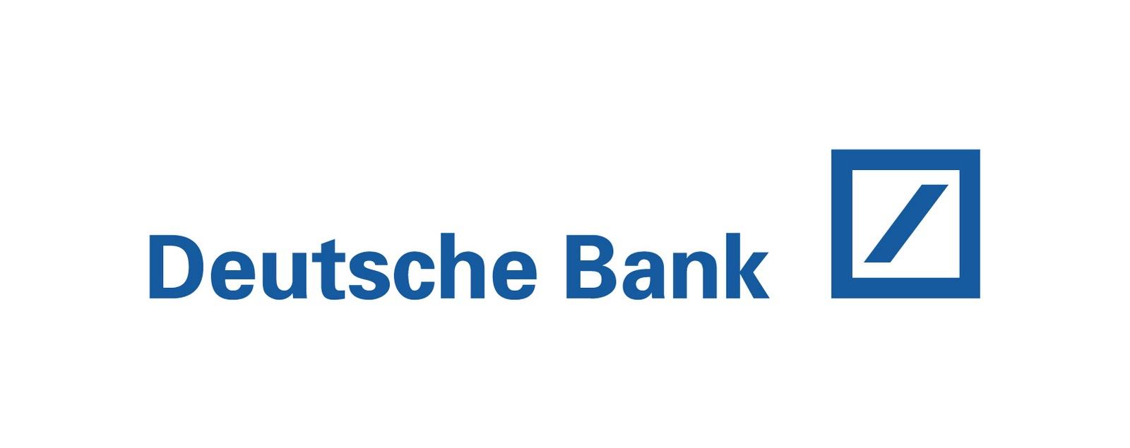 history of all logos all deutsche bank logo. Black Bedroom Furniture Sets. Home Design Ideas