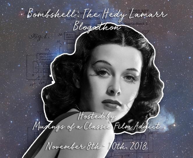 Hedy Lamarr Blogathon