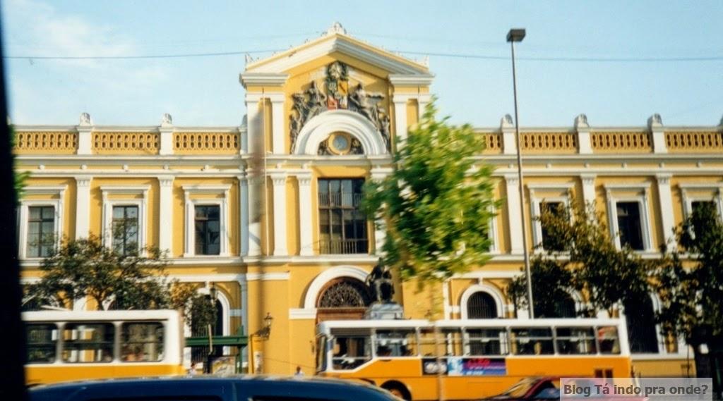 Casa Central da Universidade do Chile