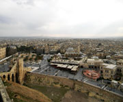 The Ancient City of Aleppo