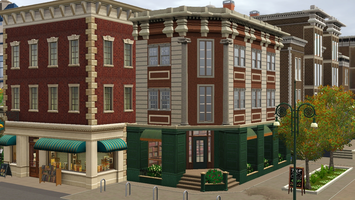 Sims 3 comfolife design studio live learn bookstore download for Sims 4 exterior design