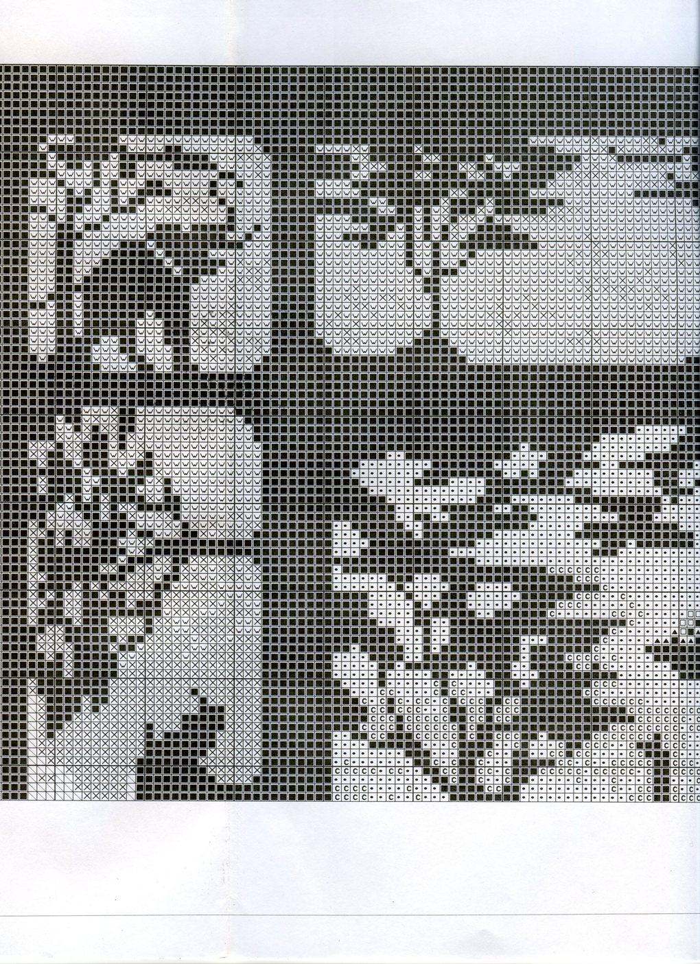 Схема вышивки килиманджаро 31