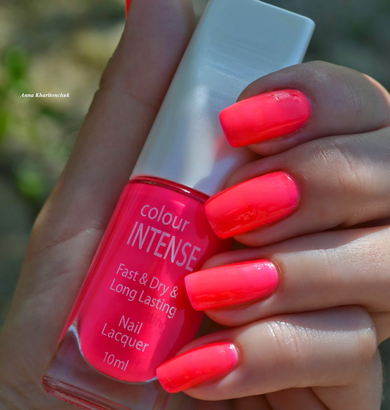 Colour Intense  Fast&Dry&Long Lasting # 129
