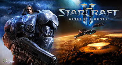 StarCraft II: Wings of Liberty Game