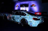 BMW M6 GTLM 2016 #100 Rear Side