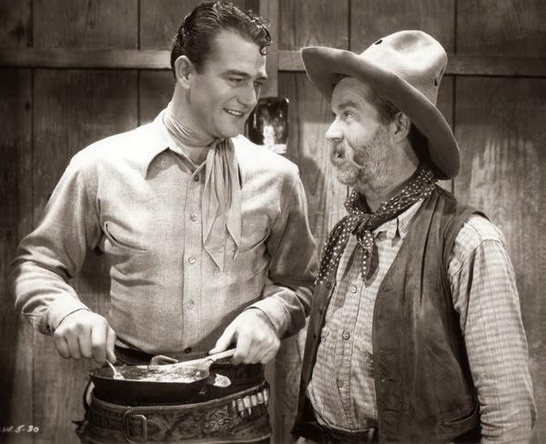 Travis Simpkins: Blue Steel (1934): John Wayne