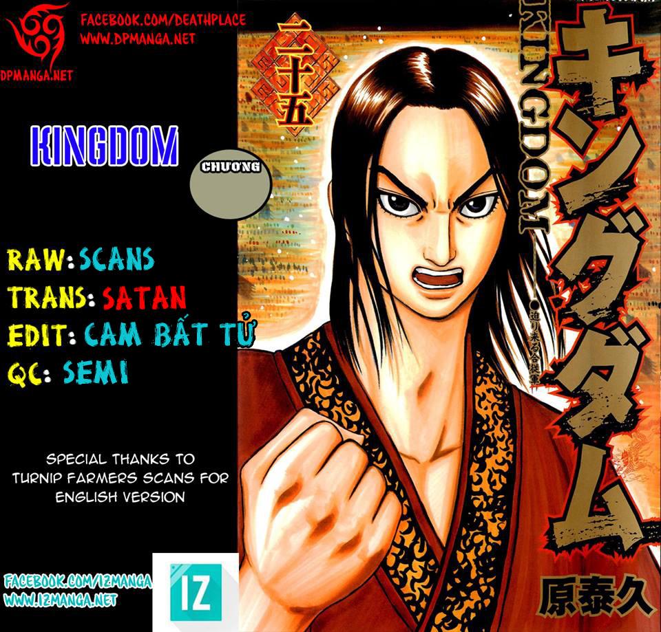 Kingdom – Vương Giả Thiên Hạ (Tổng Hợp) chap 287 page 2 - IZTruyenTranh.com