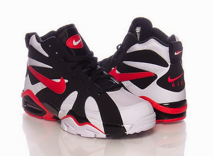 ... a59b6 1caff Here is a look at the Nike Air Fury 96 Sneaker is back but  ... 87a77b9bdf