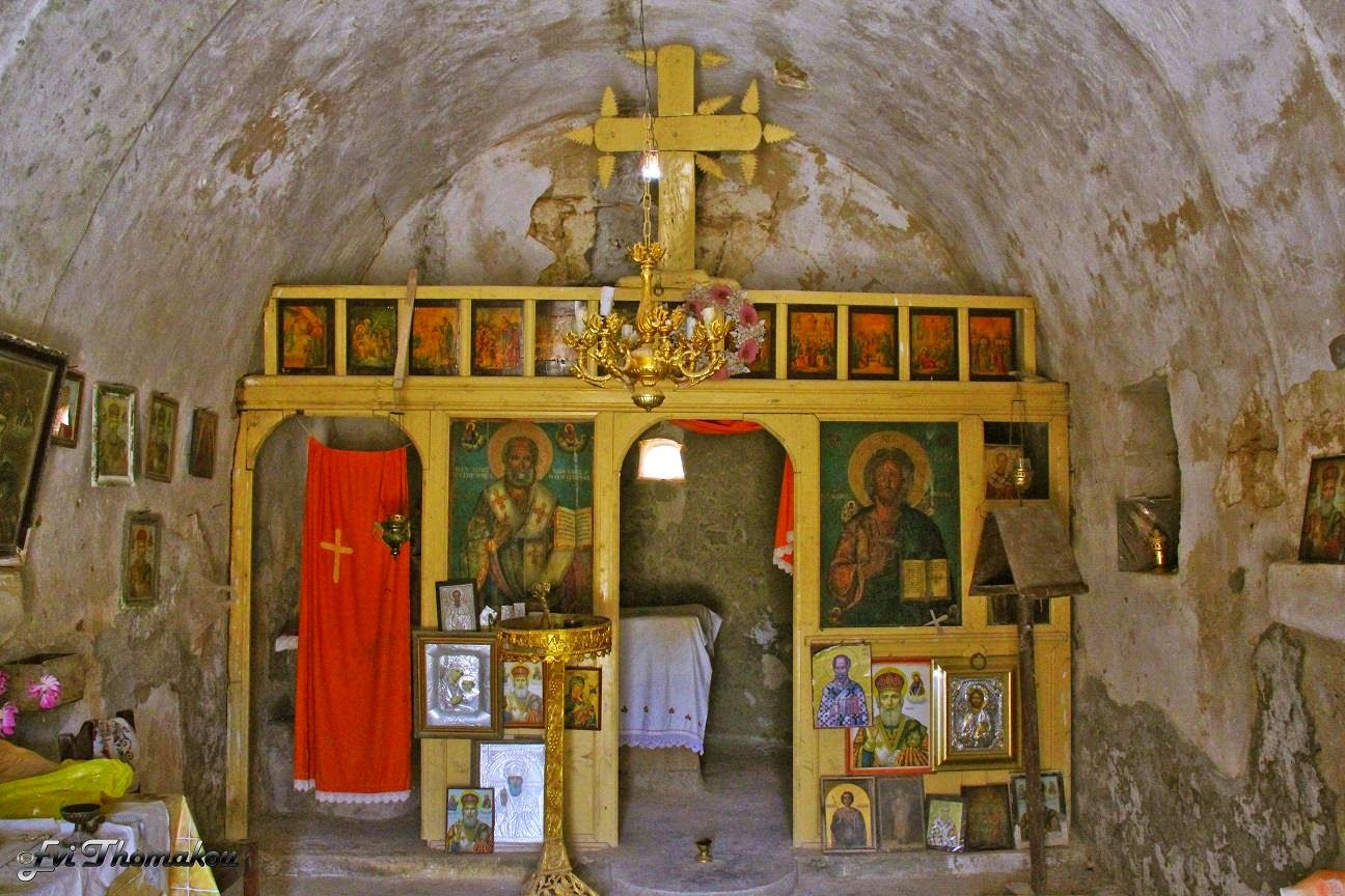 Agios Nikolaos, Gavdos - Αγ. Νικόλαος, Γαύδος
