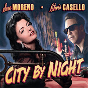 Sue Moreno & Chris Casello - City By Night (2012)