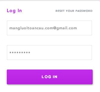 Đặt mật khẩu