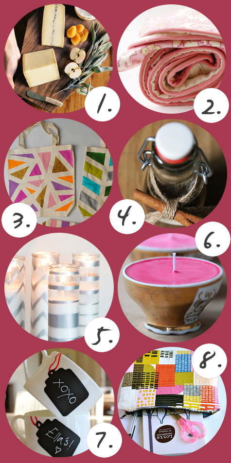 Homemade Gift Ideas For The Holidays Diy Gifts You Can
