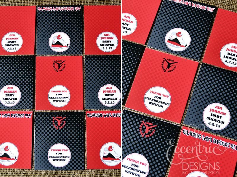 Eccentric Designs By Latisha Horton Freelance Air Jordan Themed