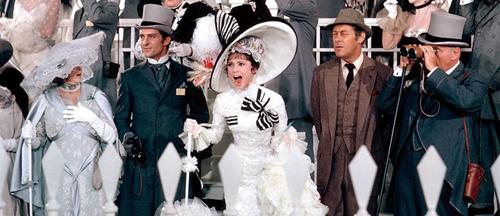 My Fair Lady 50th Anniversary new on Blu-ray
