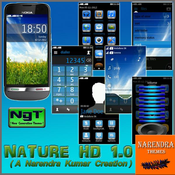 Narendra's Themes: Nature HD 1.0