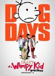 Diary of a Wimpy Kid: Dog Days 2012 movie