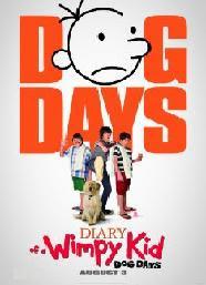 Diary of a Wimpy Kid: Dog Days 2012 movie