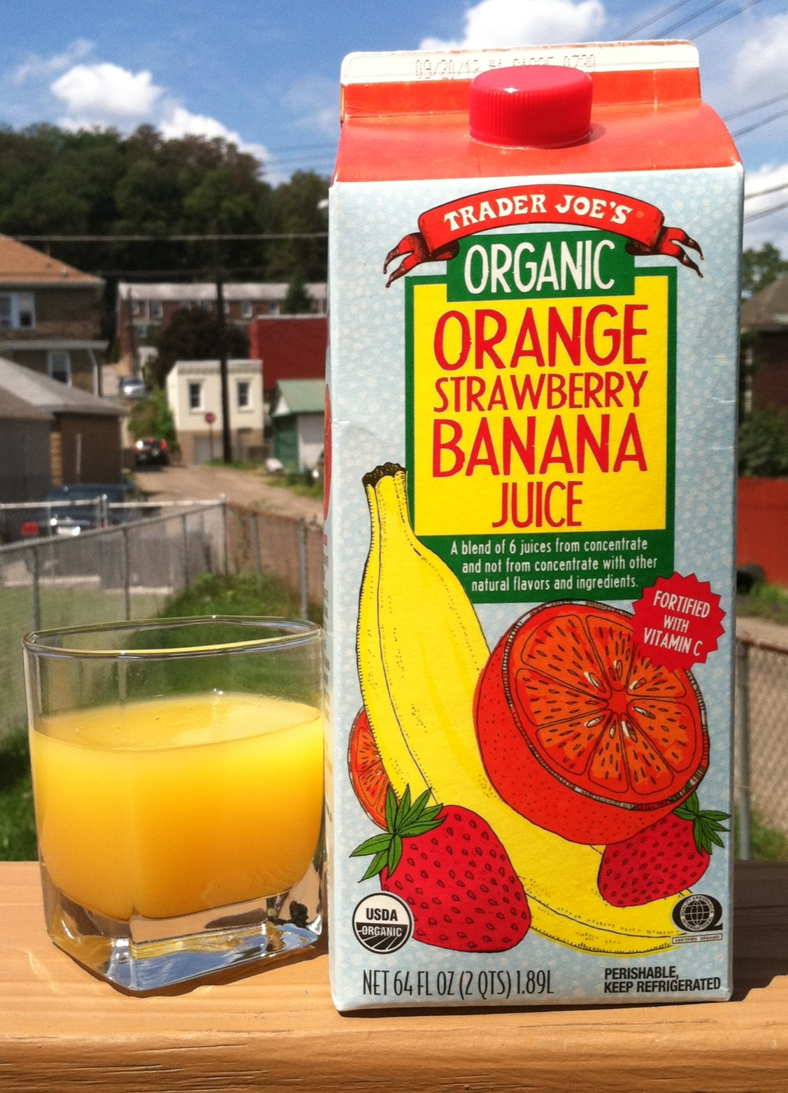 What S Good At Trader Joe S Trader Joe S Organic Orange