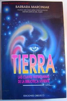 """* Enseñanza Cósmica Importante:  """"Tierra"""" las claves pleyadianas de la biblioteca viviente"""