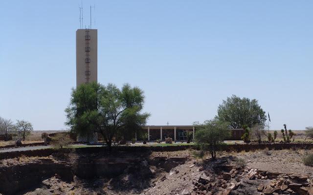 Hardap Dam Resort Namibia