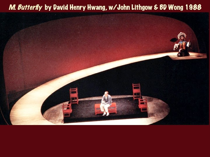 stereotypes and male power in m butterfly by david henry hwang David henry hwang's m butterfly is one of the about the male sexual organ m made in m butterfly that western stereotypes of the east helped.