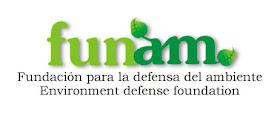 INFORME TÉCNICO DE LA FUNDACIÓN PARA LA DEFENSA DEL AMBIENTE