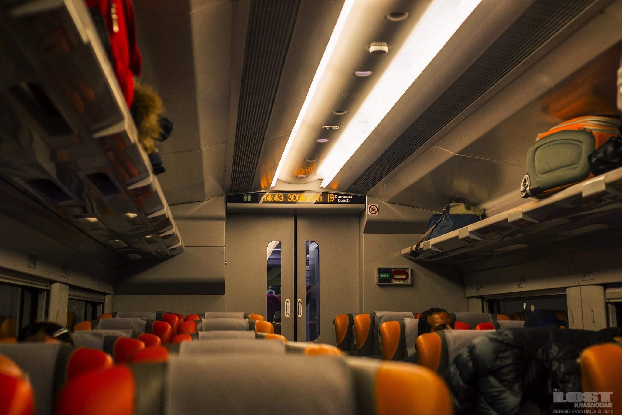 Italo railway